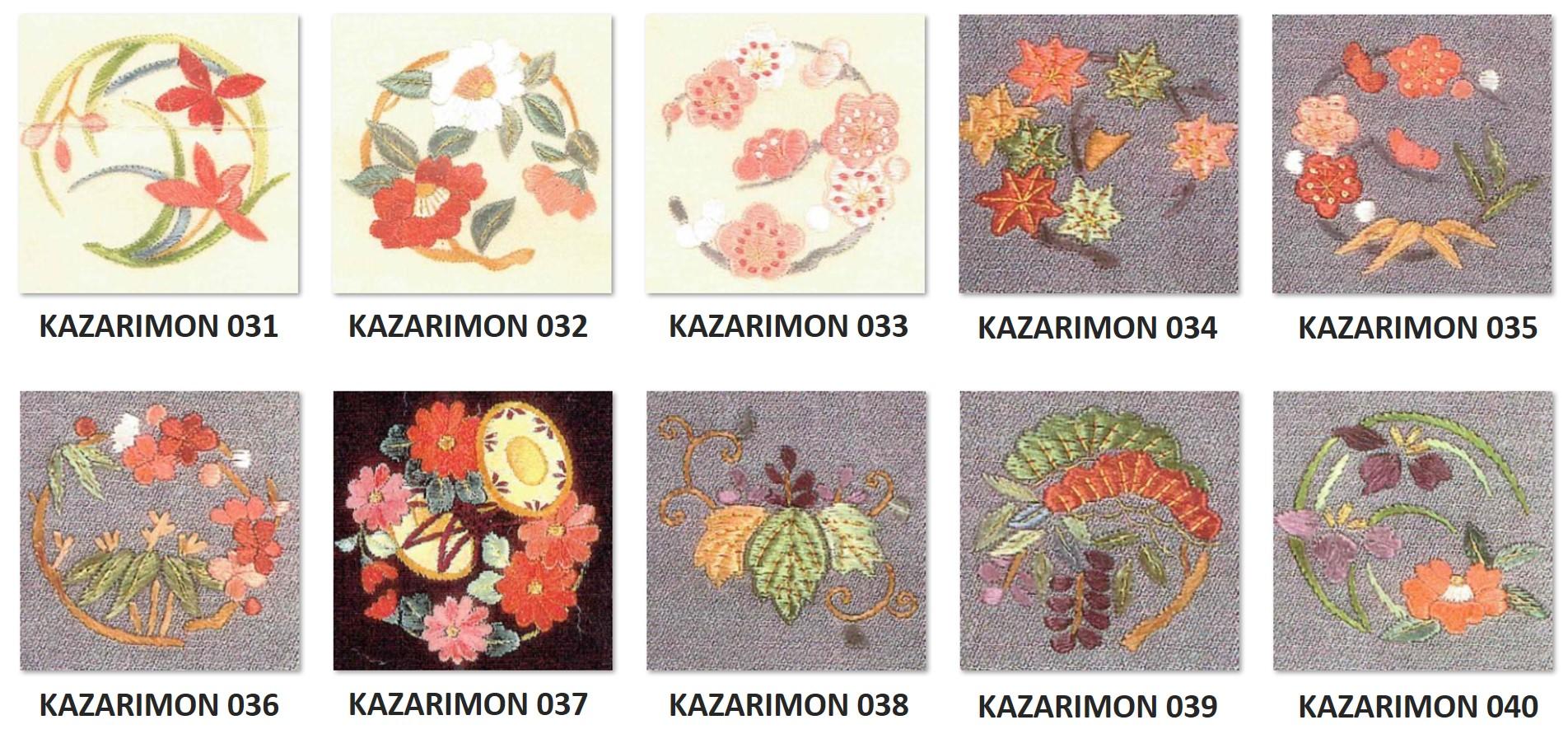 飾り紋31-40