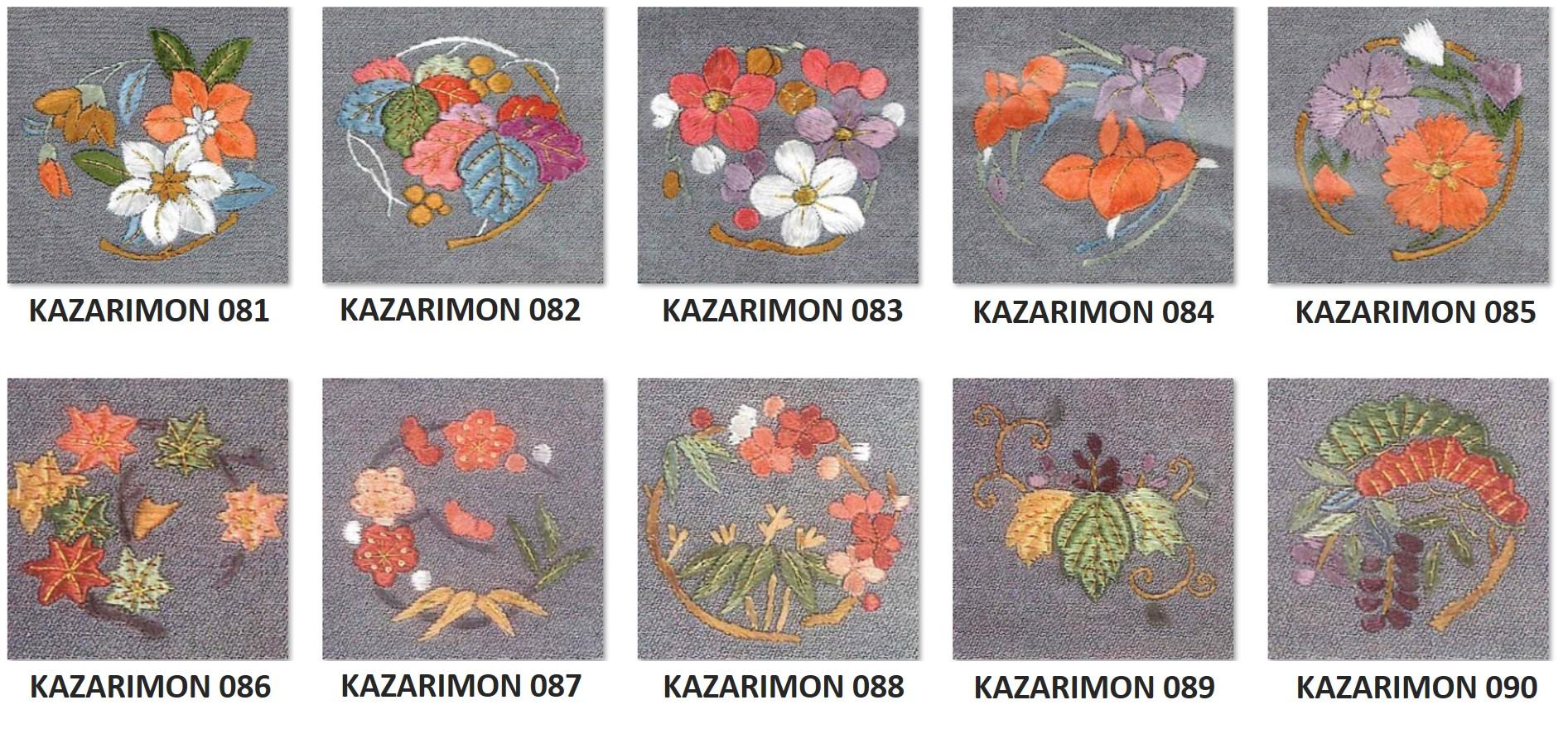 飾り紋81-90